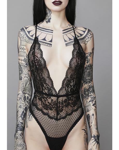 Spellbinding Lace Bodysuit