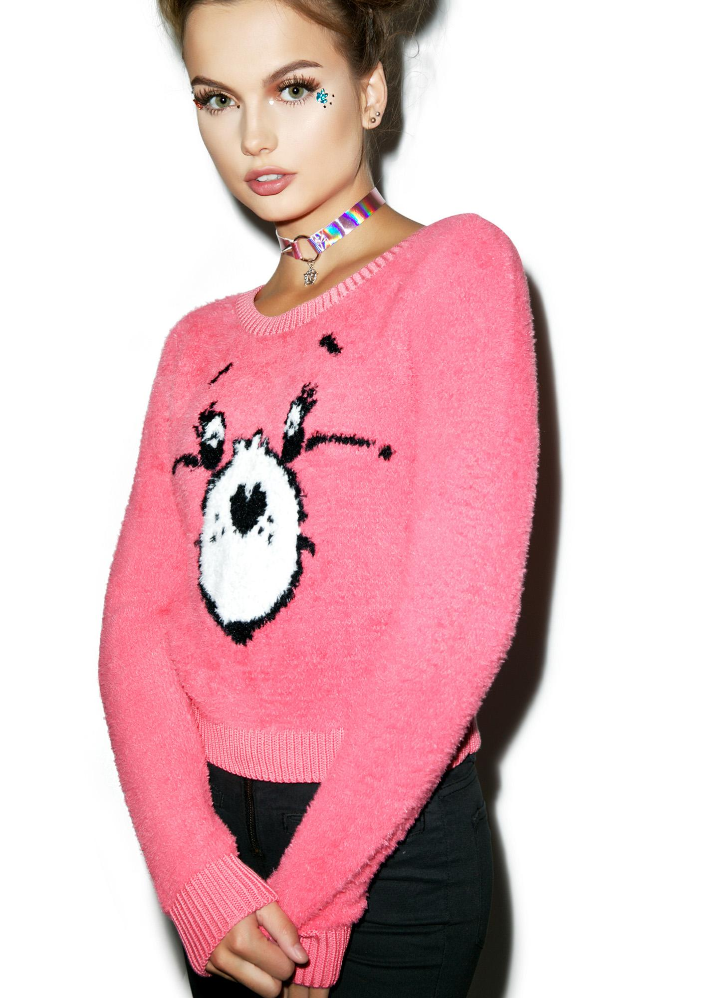 Iron Fist Care Bears Stare Sweater