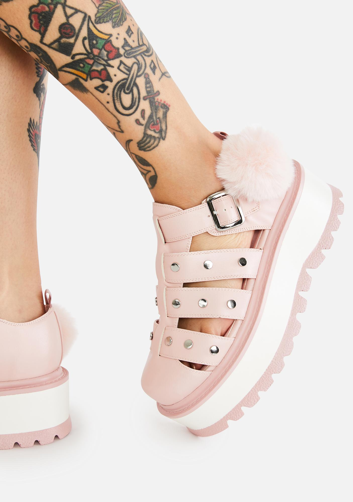 Koi Footwear Nyoka Pastel Sandals