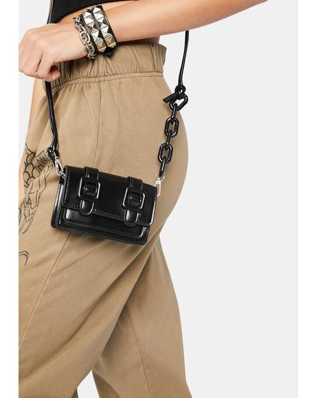 Fierce Denial Cross Body Bag