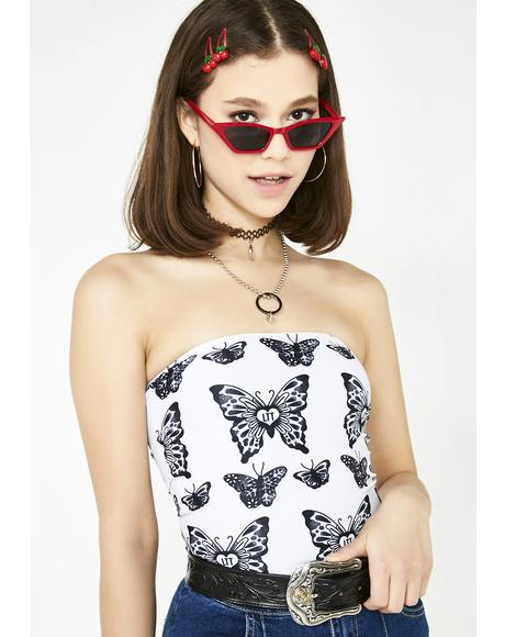Butterfly Tube One Piece