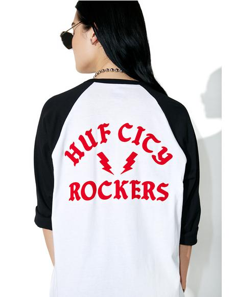 Rockers Raglan