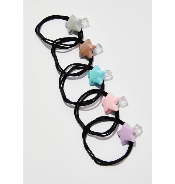 You're The Star Hair Tie Set
