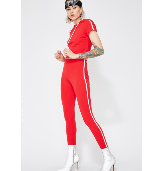 Siren In Motion Leggings Set