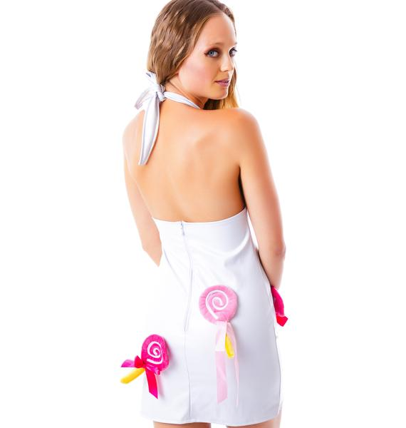 J Valentine Lollipop Dress