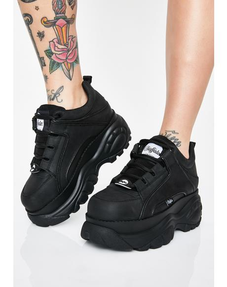 Classic Low Leather Sneakers