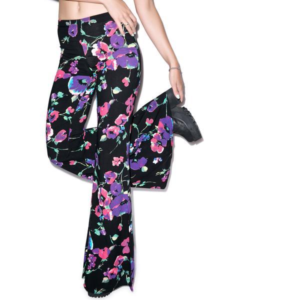 Indah In Bloom Bell Pants