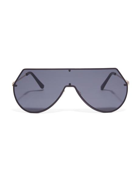 Infamous Shield Sunglasses