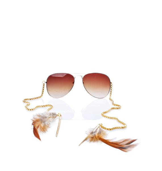 My Willows Flame Sunglasses