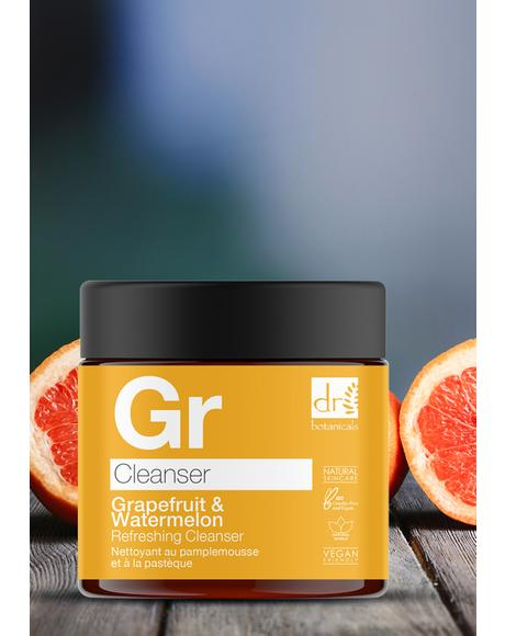 Grapefruit And Watermelon Refreshing Cleanser