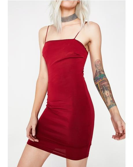 Dearly Beloved Mini Dress