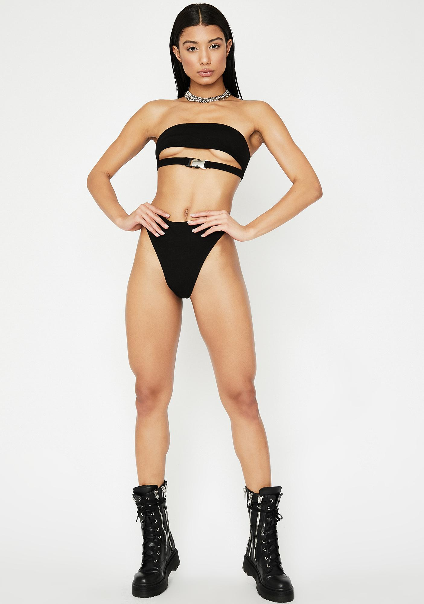 Motel Lin Lin Bikini Top
