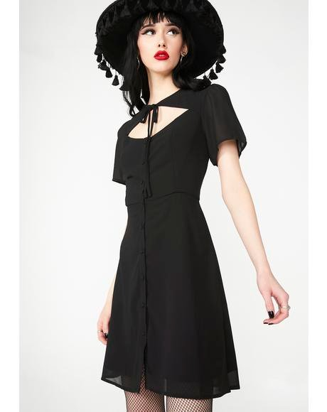 Secret Coven Mini Dress