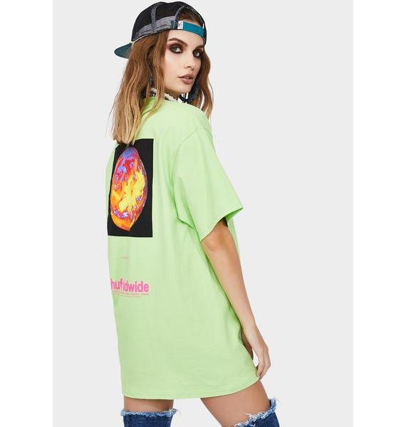 HUF Taking Control Graphic Tee