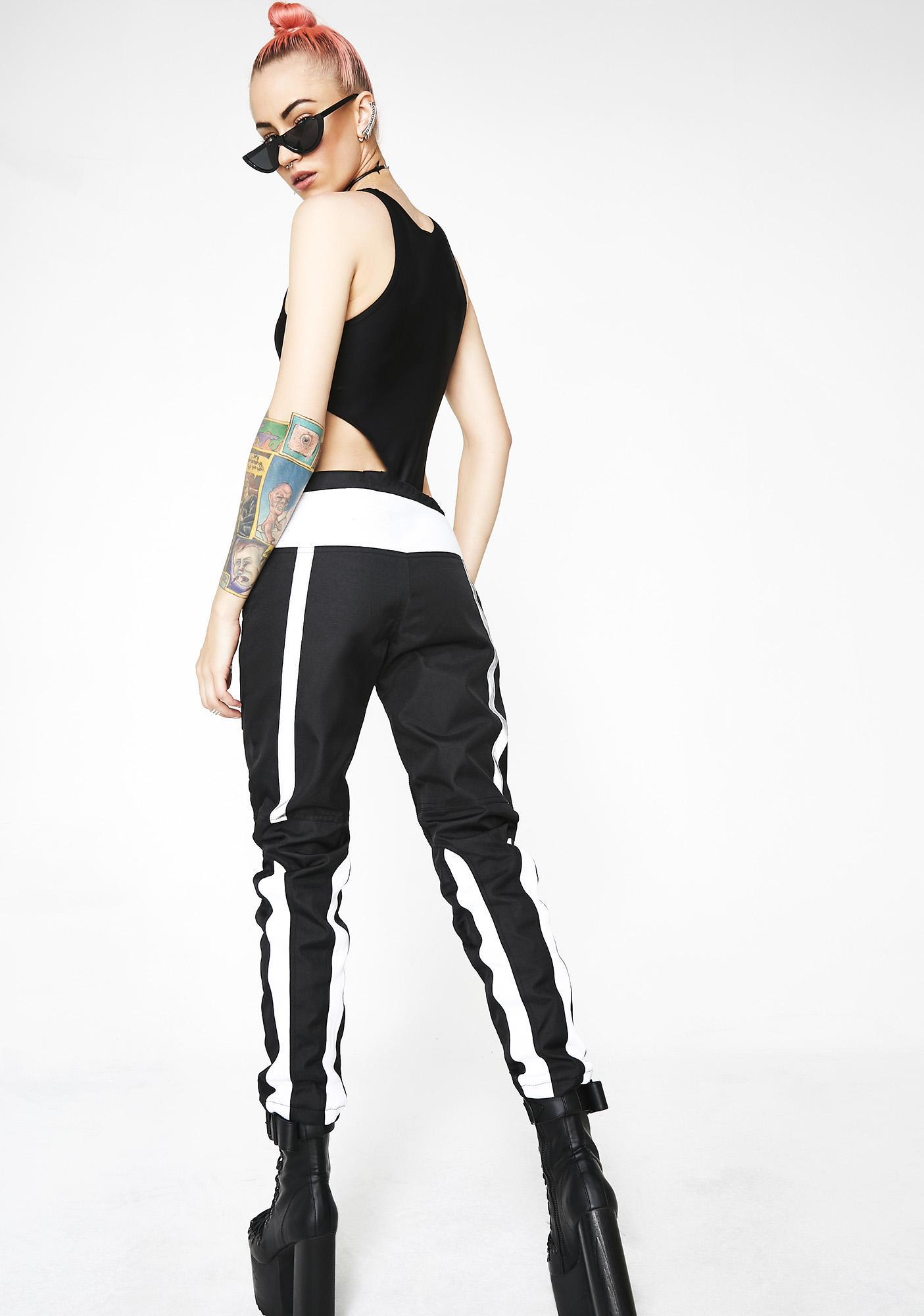 MARS New York Mars Moto Pants