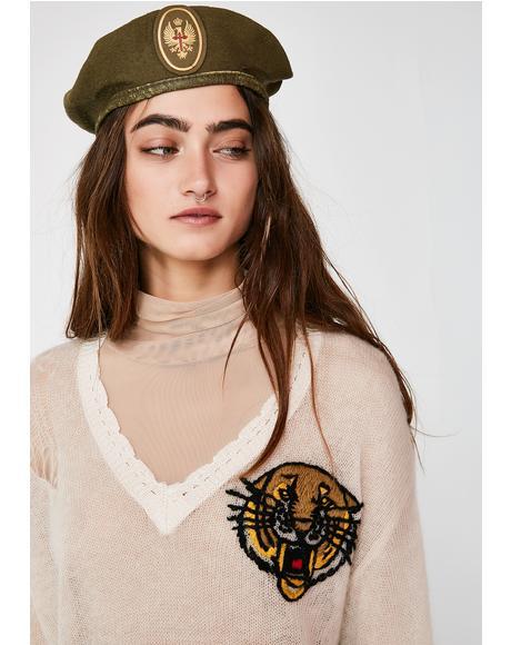 Mascot Sweater