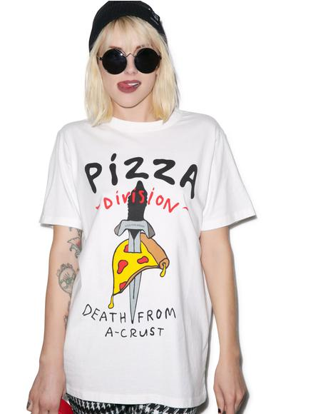 Pizza Death Tee