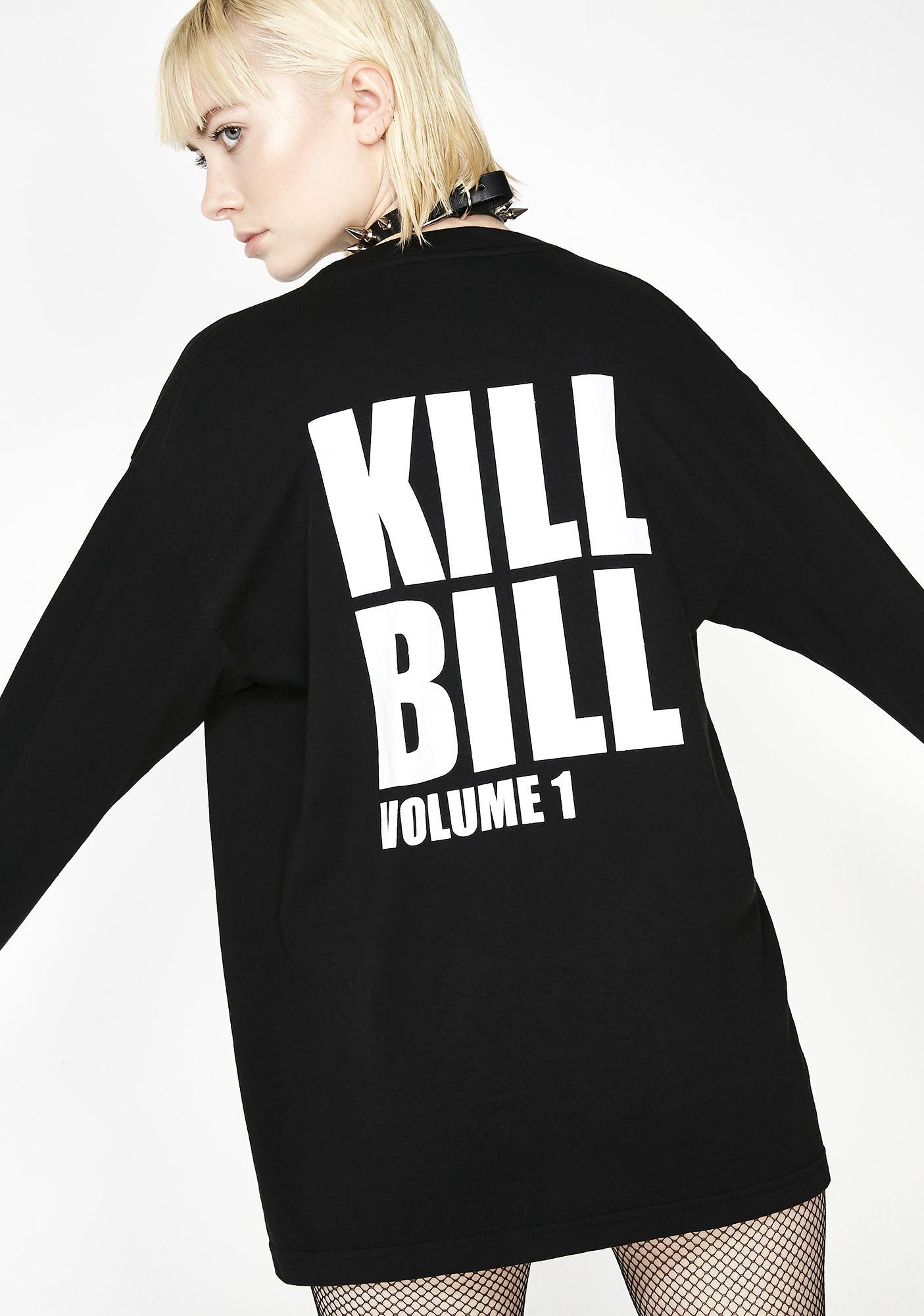 Dumbgood Kill Bill Crazy 88 Long Sleeve