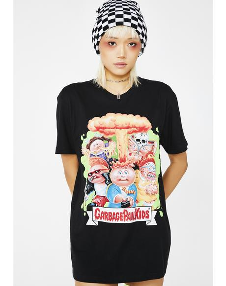Garbage Pail Kids 30th Anniversary Tee