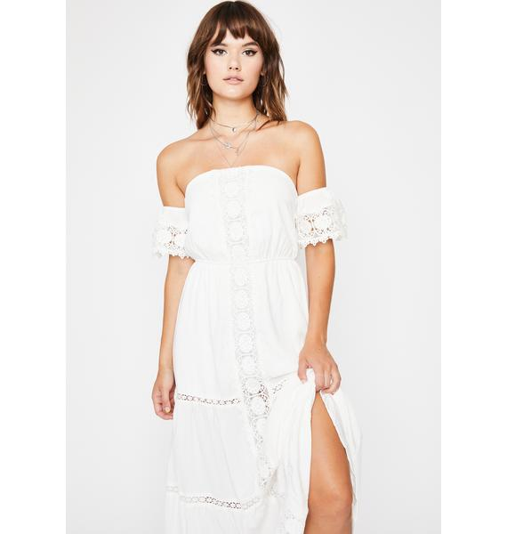Label Me Lovely Maxi Dress