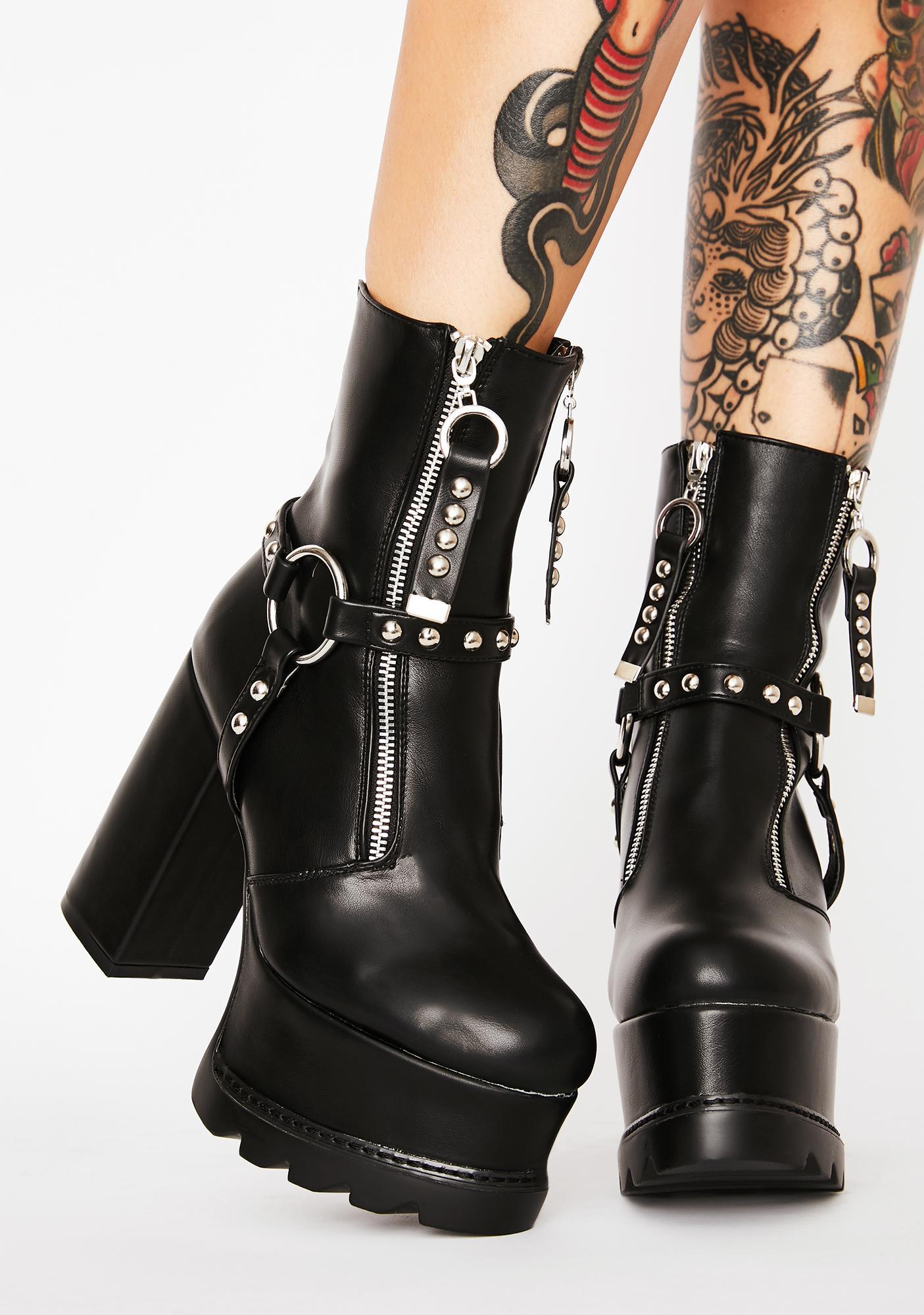 Lamoda Only Way Platform Boots