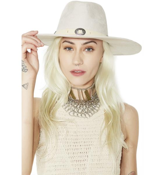 Sand On The Road Wide Brim Hat