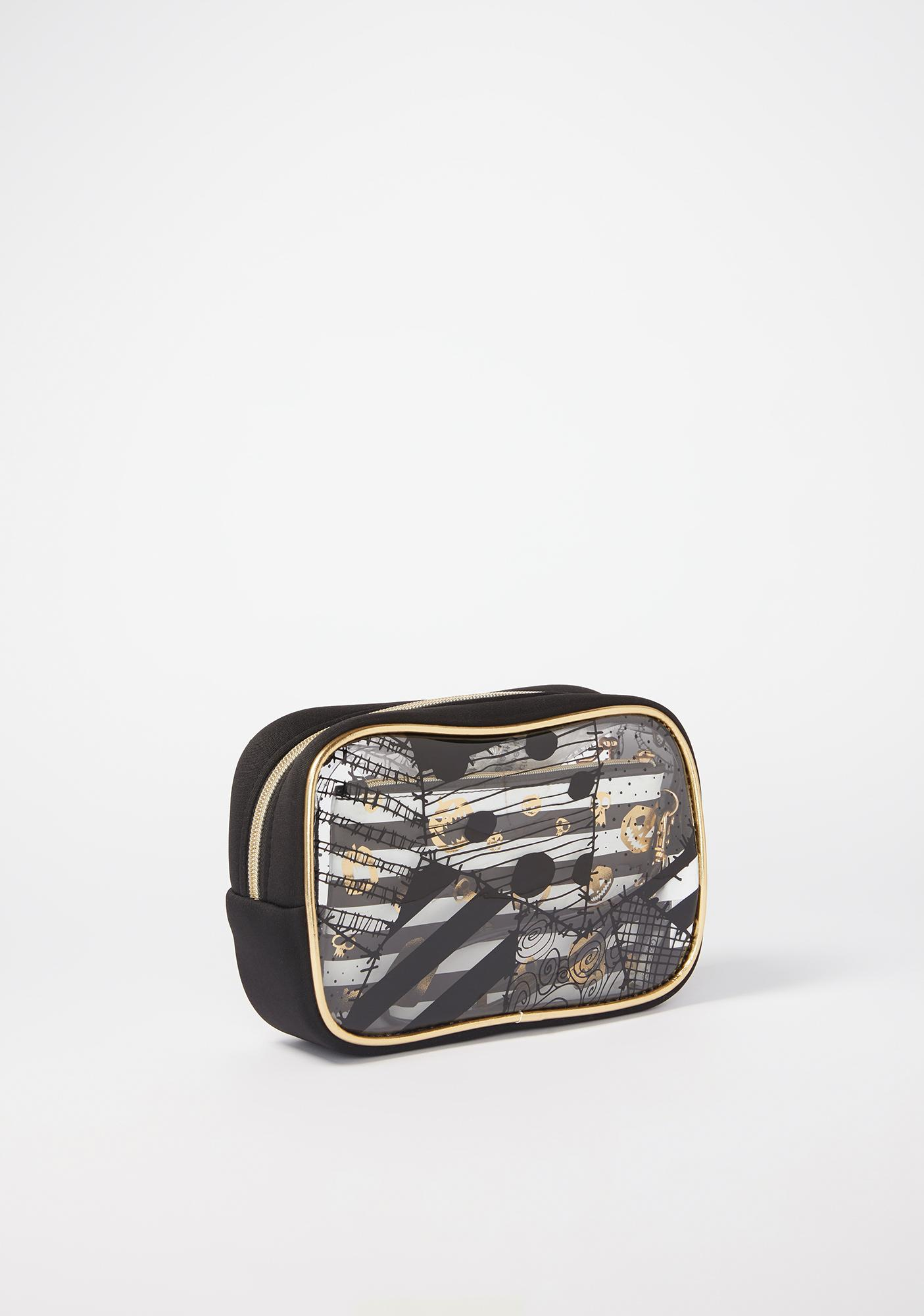Jetsetter Baddie Travel Makeup Bags