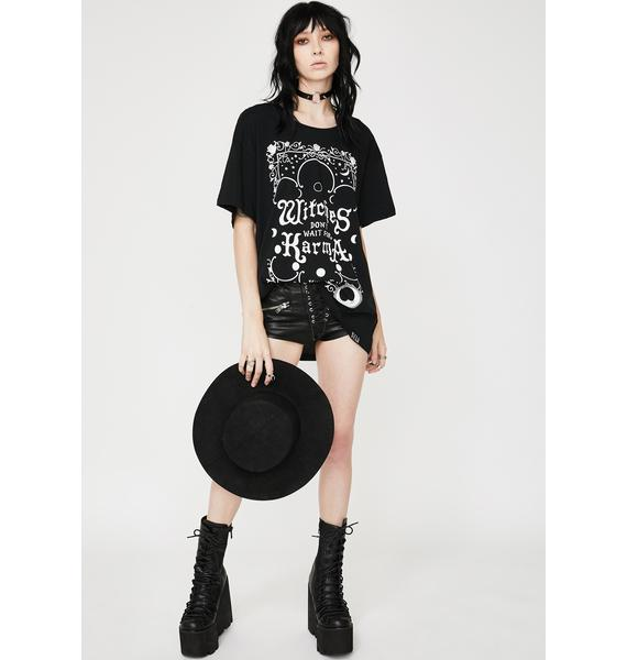 Killstar Karma Relaxed Graphic Tee