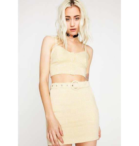 Sweet Summer Mini Skirt