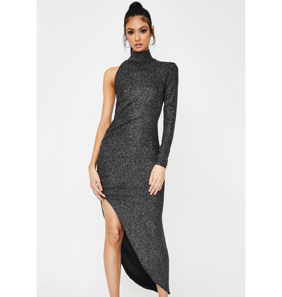 Kiki Riki Voluptuous Vixen Asymmetrical Dress
