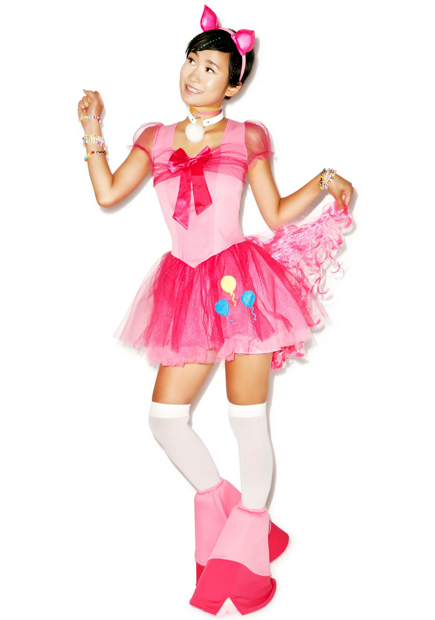 Pinky Pie Costume Set
