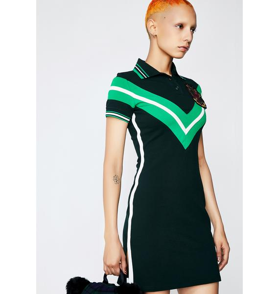 PUMA FENTY PUMA BY Rihanna Varsity Tennis Dress