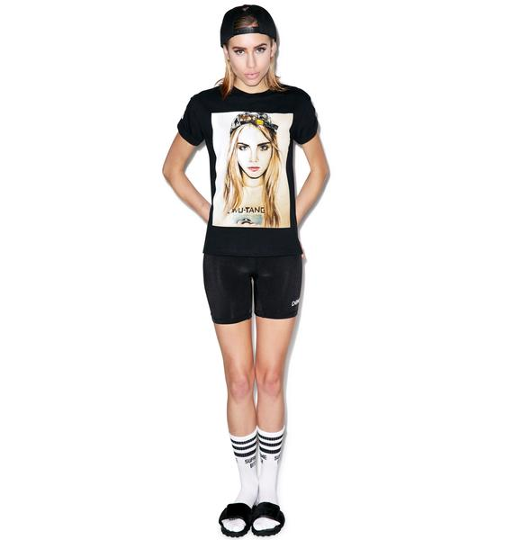 Married to the Mob Cara Forever Tee