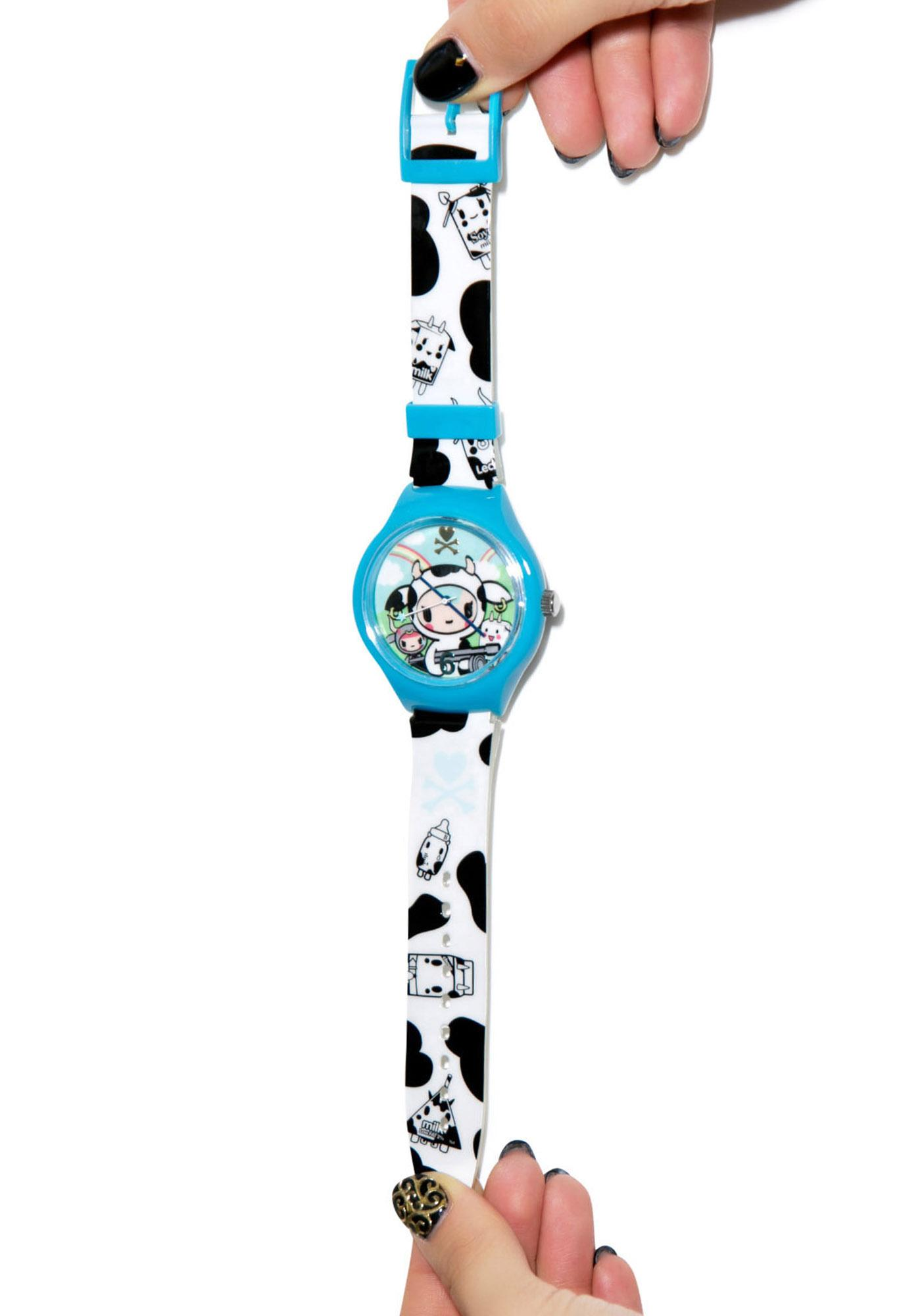 Tokidoki Moofia Watch