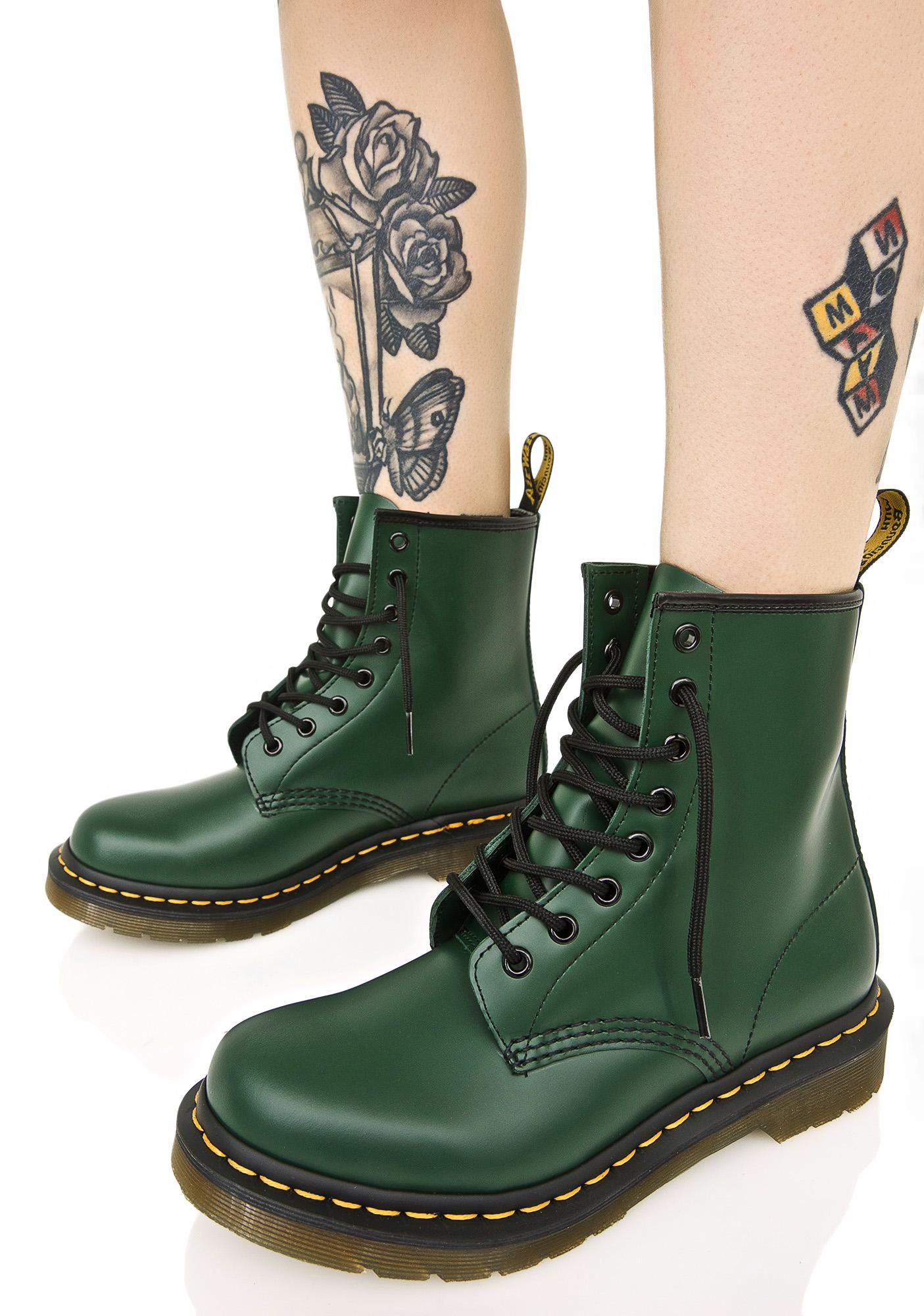 Dr. Martens Forest 1460 8 Eye Boots