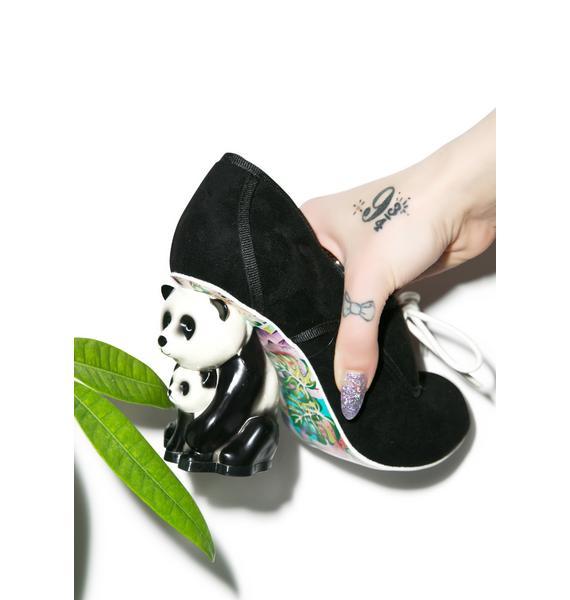 Irregular Choice Pin Yin Heels