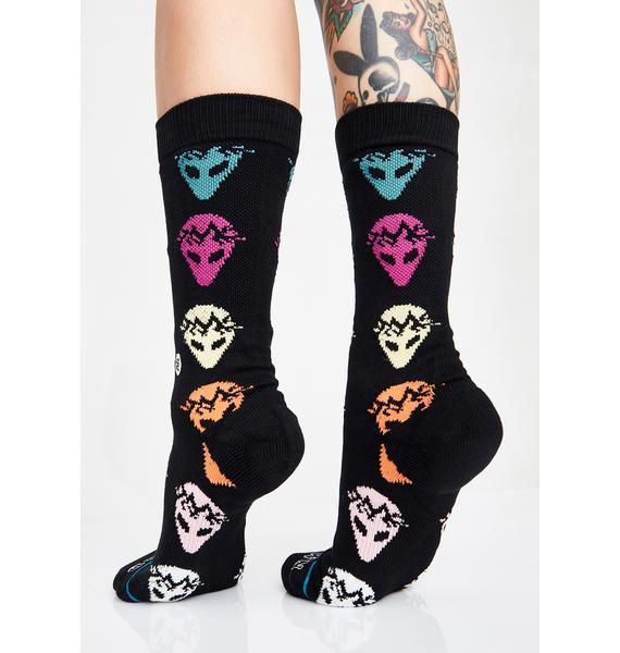 Stance Mind Blown Pique Socks