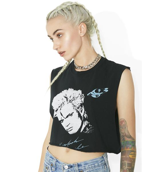 Rebel Yell Cropped Tee