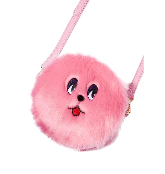 Lazy Oaf Fur Bear Bag