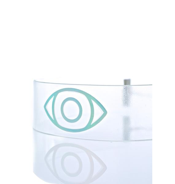Vidakush Clear Eyes Choker