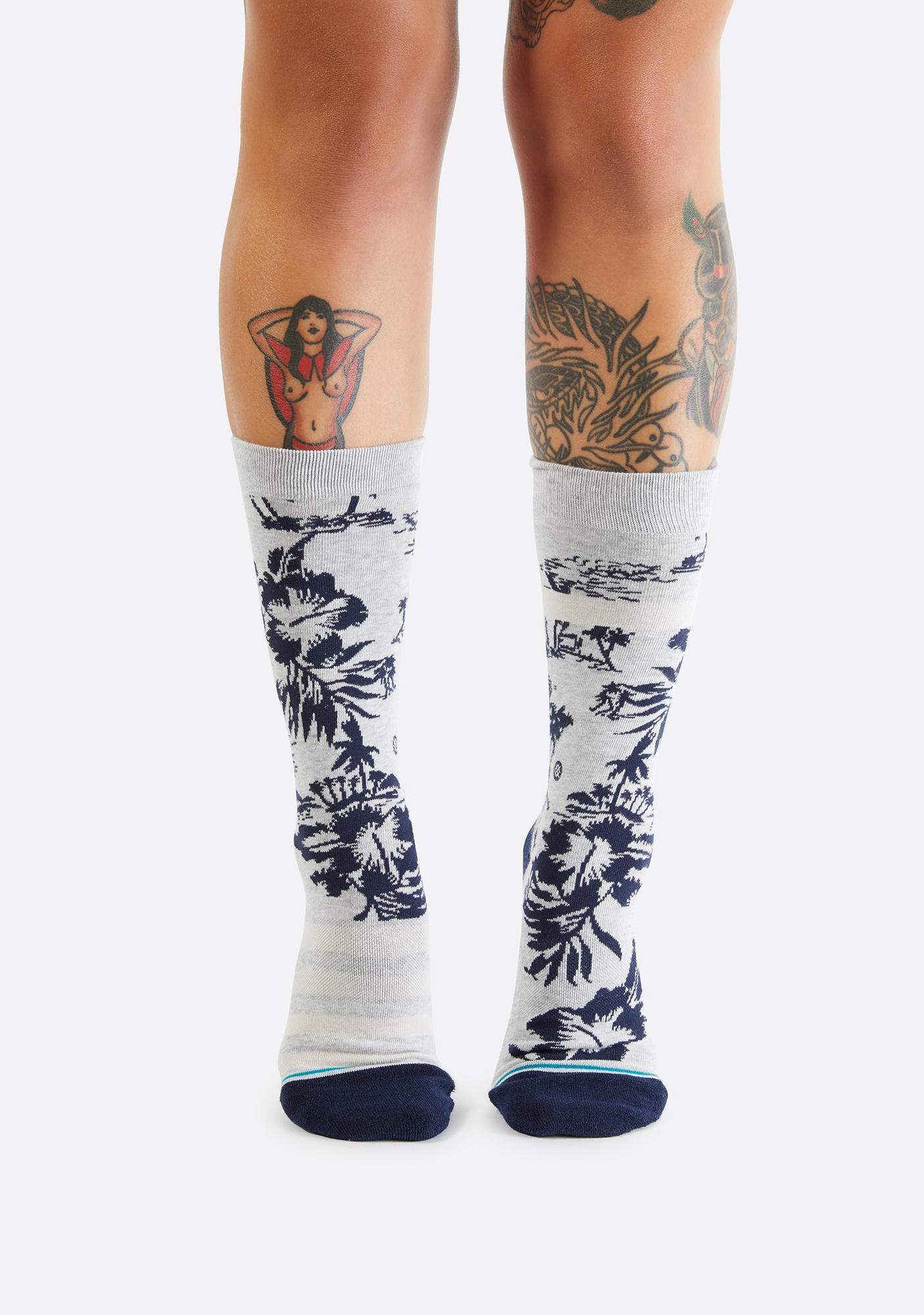 Stance Harbor Crew Socks