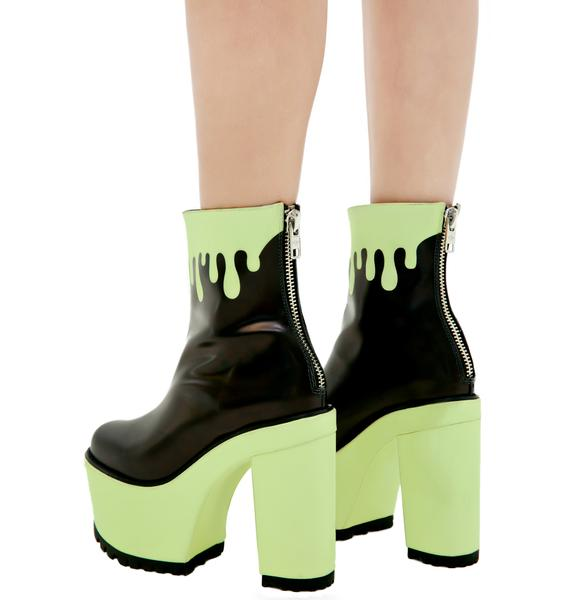 Current Mood Lava Glow Boots