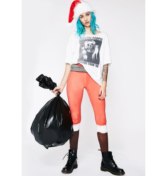 Ms Santa Leggings