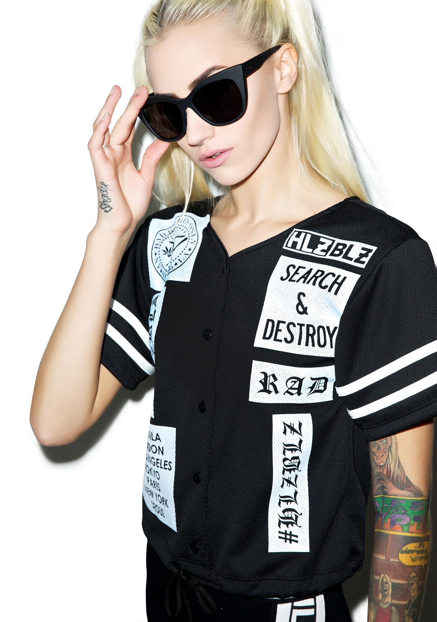 HLZBLZ Search & Destroy Jersey
