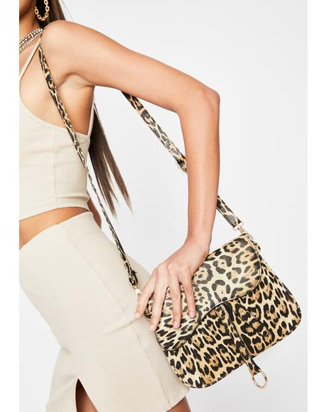 Kiss My Sass Crossbody Bag