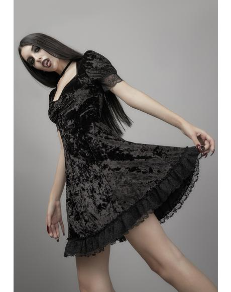 Abandon All Hope Babydoll Dress