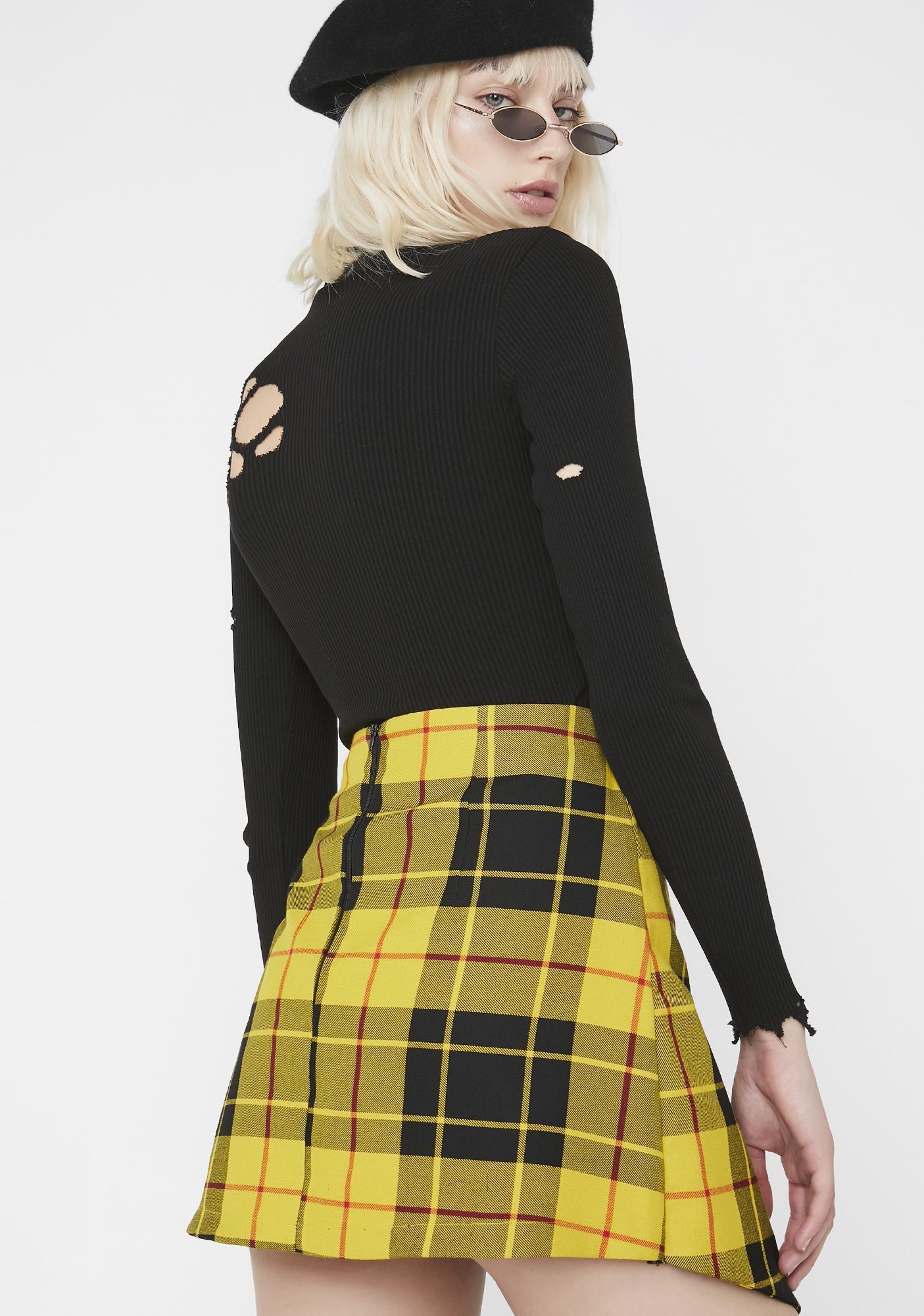 LOVE TOO TRUE Lydia Wrap It Skirt