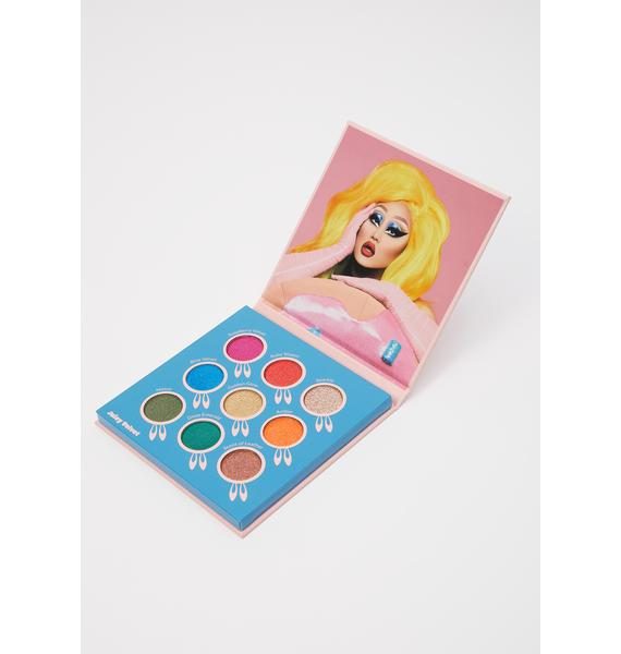 KimChi Chic Beauty Juicy Nine Juicy Velvet Eyeshadow Palette