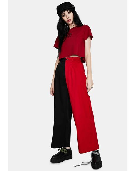 Kiki Wide Leg Pants