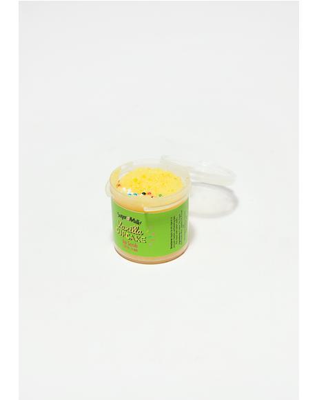 Vanilla Cupcake Lip Scrub
